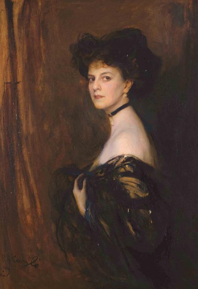 De Laszlo; French countess