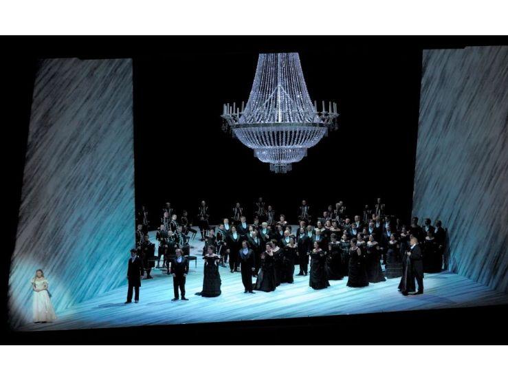 Eugene Onegin, Opera Bastille