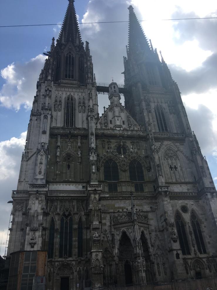 St Peter's Church Regensburg