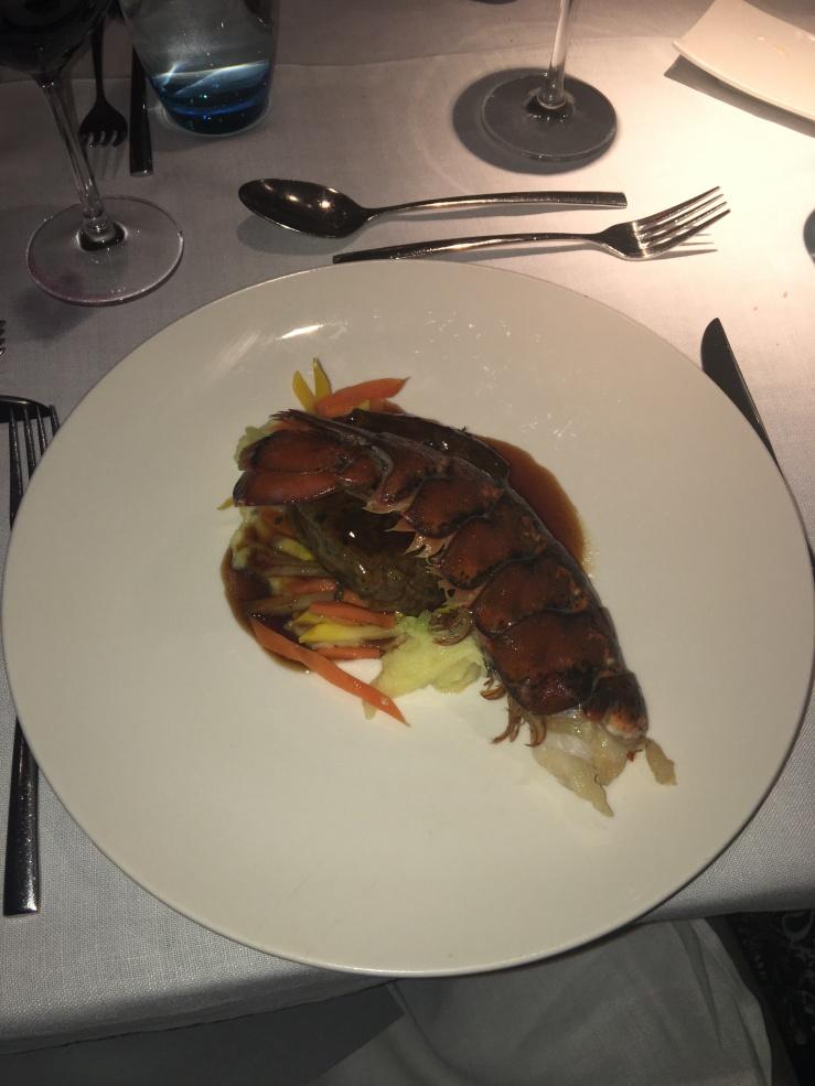 Viking River Cruises Meal