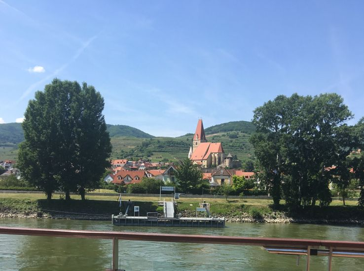 small towns along the Danube