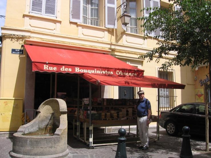 Aix - bookstore