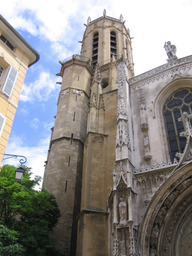 Cathedral in Aix