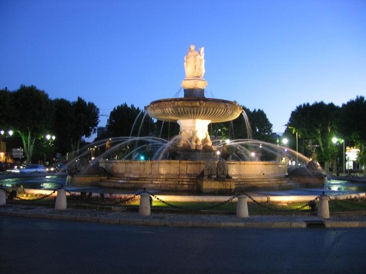 La Rotonde, Aix