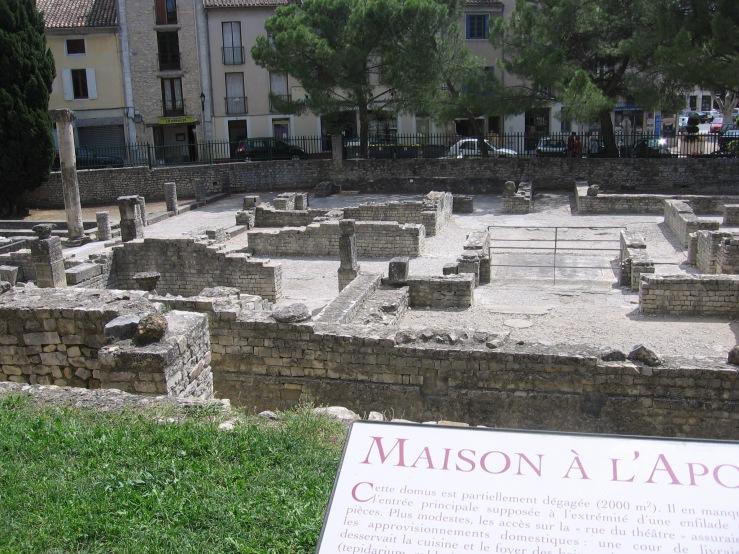 Maison à l'Apollon