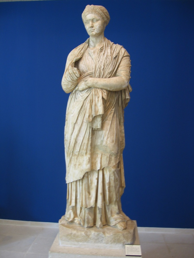 Sabine, wife of Hadrian
