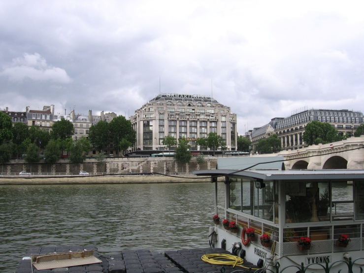 View of the Samaritaine