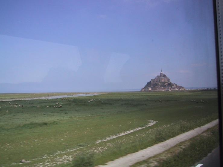 Mt St Michel