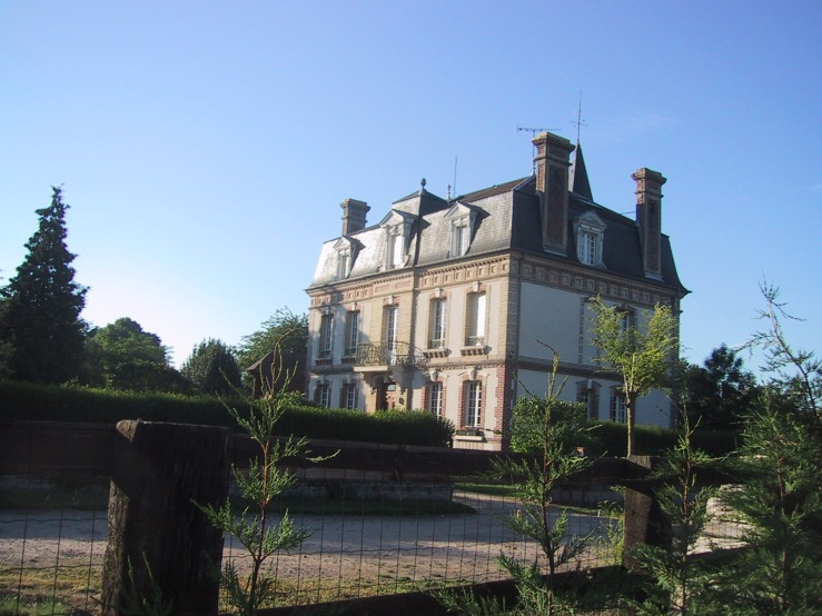 Nieghbor of Mercure Hotel in Normandy
