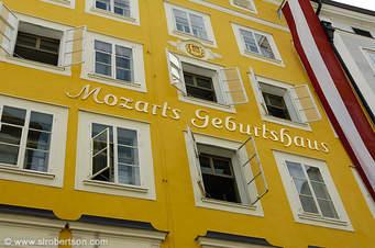 MozartsBirthHouse